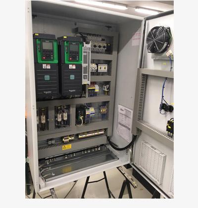 Vertrieb Elektronik & Frequenzumrichter