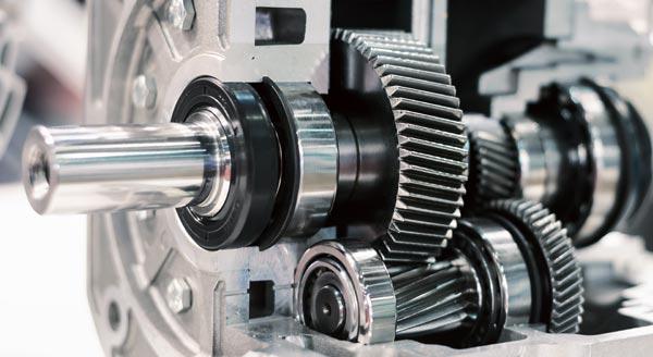 Leistungen Reparatur von Antriebstechnik